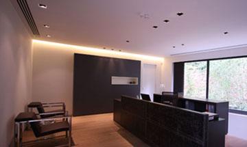 ceiling recessed